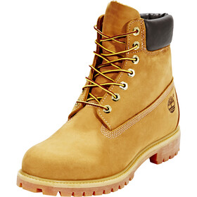 "Timberland Icon Collection Premium Boots Men 6"" Wheat Nubuck"